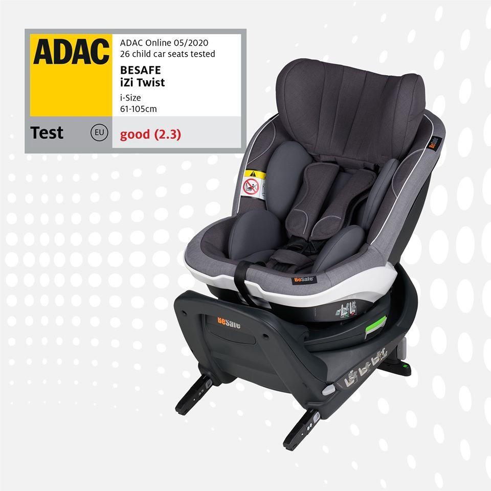 Besafe izi Twist i-Size ADAC