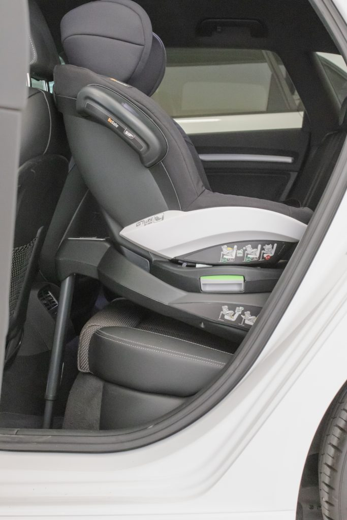 BeSafe izi Twist B w Audi A3